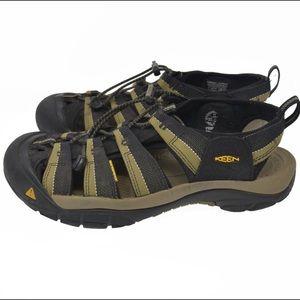 Keen Olive/Black Newport H2 Sandal